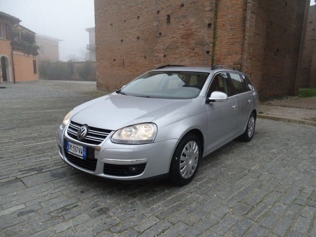 2008 Volkswagen Golf Var. Trend. BlueMotion Technology