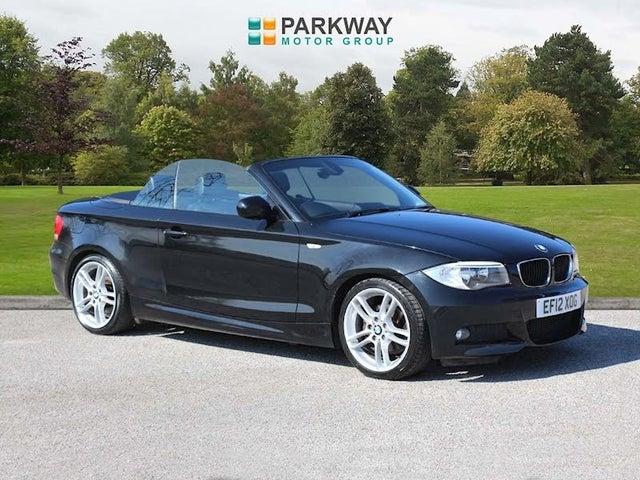 2012 BMW 1 Series 2.0TD 120d M Sport Convertible 2d auto (12 reg)