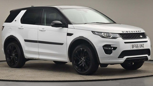 2017 Land Rover Discovery Sport 2.0Td4 HSE Dynamic Lux 2.0TD4 Station Wagon (66 reg)