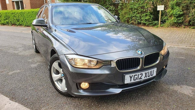2012 BMW 3 Series 2.0TD 320d EfficientDynamics BluePerformances Efficient Dynamics (12 reg)