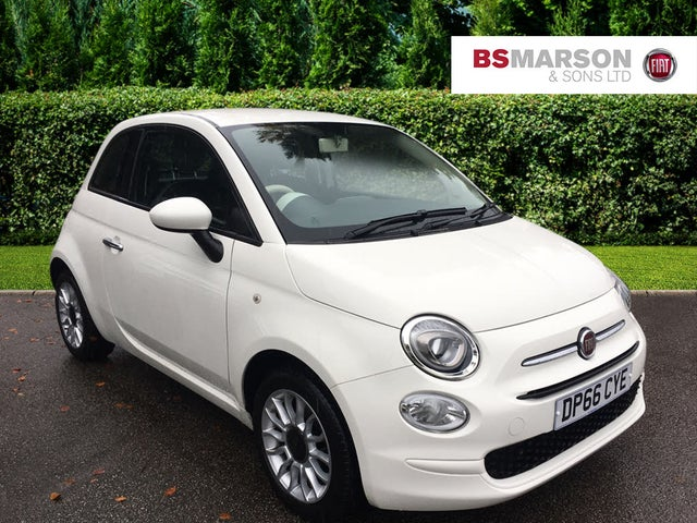 2017 Fiat 500 1.2 POP STAR (66 reg)