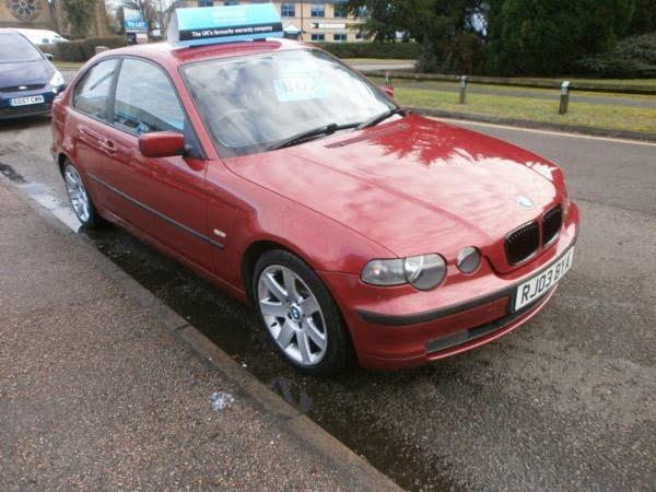 2003 BMW 3 Series 1.8 316ti SE Compact auto (03 reg)