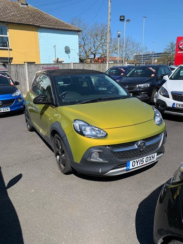 2015 Vauxhall ADAM 1.4 ROCKS AIR (15 reg)