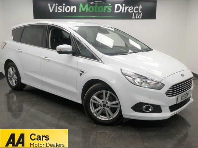 2016 Ford S-MAX 2.0TDCi Titanium (150ps) ( X Pack) Powershift (16 reg)