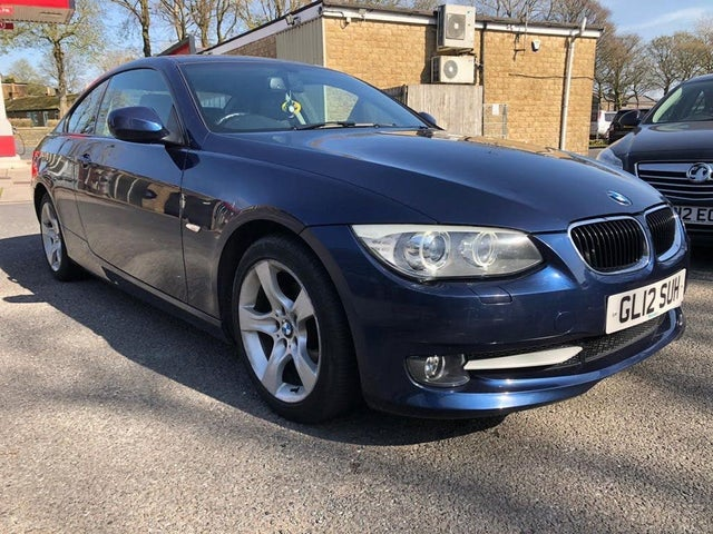 2012 BMW 3 Series 2.0 318i SE Coupe 2d (12 reg)