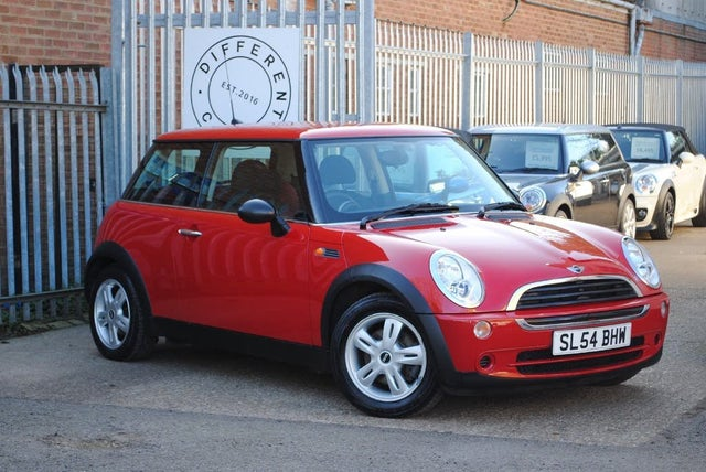 2004 MINI Cooper 1.6 One (Pepper) Hatchback 3d (54 reg)