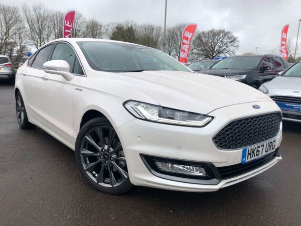 2018 Ford Mondeo 2.0TDCi Vignale (180ps) (s/s) Hatchback Powershift (67 reg)
