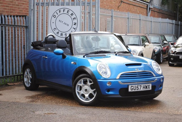 2007 MINI Cooper 1.6 Cooper S (Chili) Convertible 2d (57 reg)