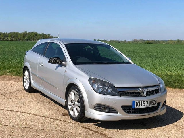 2007 Vauxhall Astra 1.9TD Design 16v (150ps) Sport Hatch 3d (57 reg)