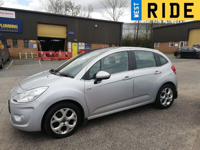 2012 Citroen C3 1.6e-HDi Exclusive (62 reg)