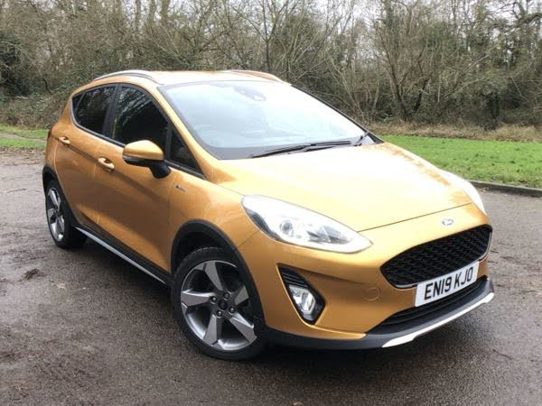 2019 Ford Fiesta 1.0T Active X (125ps) (s/s) (19 reg)