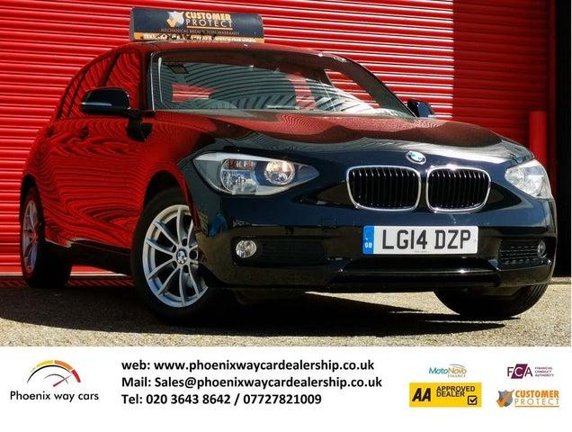 2014 BMW 1 Series 1.6 114i SE (s/s) 5d (14 reg)