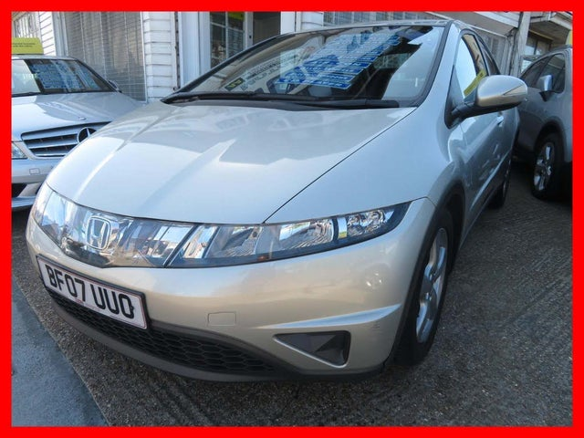 2007 Honda Civic 1.8 SE (Sat Nav)(17in Alloys) i-Shift (07 reg)