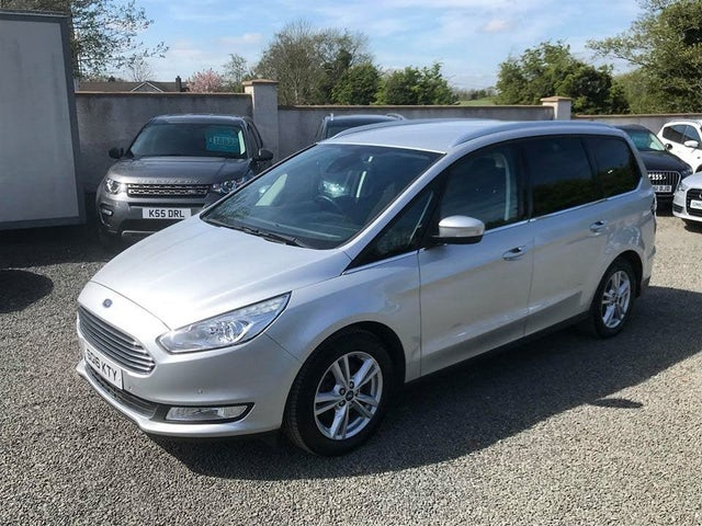 2016 Ford Galaxy 2.0TDCi Titanium (180ps) (16 reg)