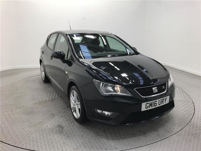2016 Seat Ibiza 1.2 TSI FR Technology (90ps) Hatchback 5d (16 reg)