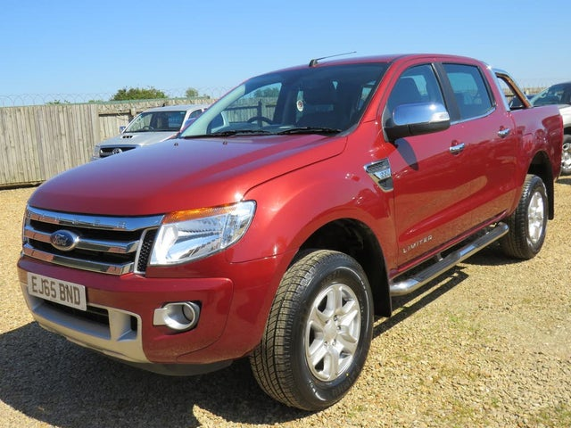 2015 Ford Ranger 2.2TD Double Cab Limited 2 (65 reg)