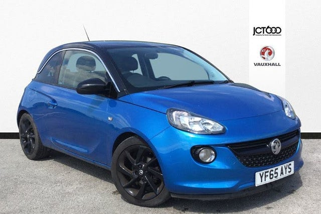 2014 Vauxhall ADAM 1.4 SLAM (100ps) (65 reg)