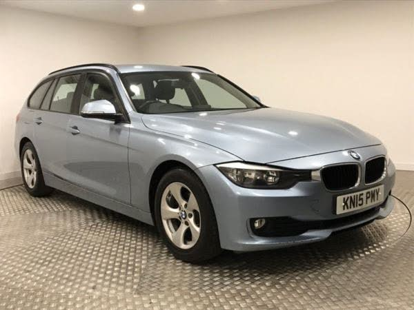 2015 BMW 3 Series 2.0TD 320d EfficientDynamics Touring 5d (15 reg)