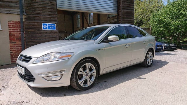 2014 Ford Mondeo 2.0TDCi Titanium X Business (163ps) Hatchback (64 reg)
