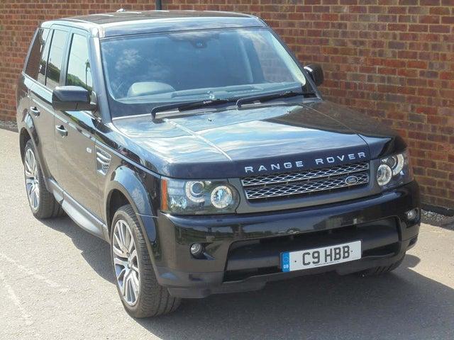 2010 Land Rover Range Rover Sport 3.6TD HSE (HB reg)