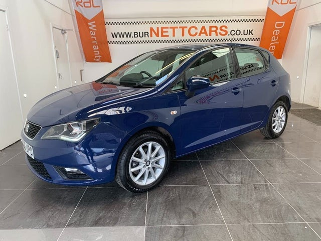 2017 Seat Ibiza 1.0 SE Technology Hatchback 5d (66 reg)
