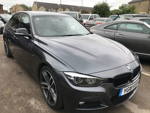 2018 BMW 3 Series 2.0 320i M Sport Shadow Edition Saloon 4d Auto (18 reg)