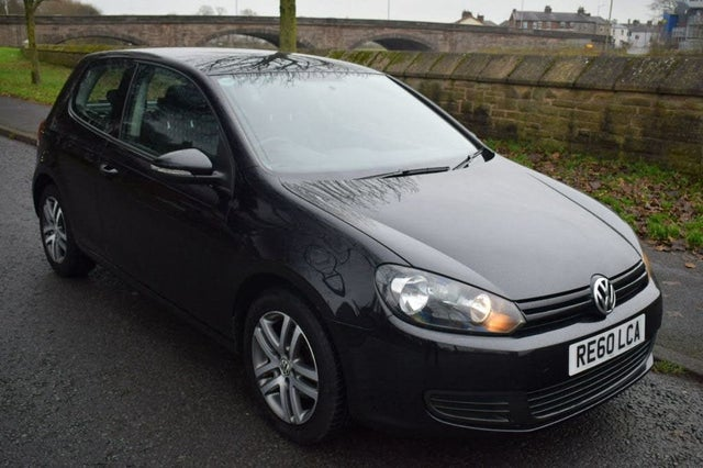 2010 Volkswagen Golf 1.4 Twist 3d (60 reg)