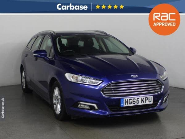 2016 Ford Mondeo 2.0TDCi Titanium (150ps) ECOnetic (s/s) Estate (65 reg)