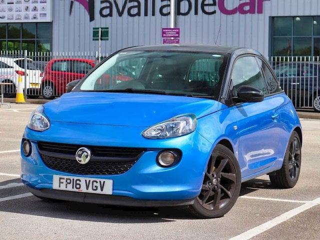 2016 Vauxhall ADAM 1.2i VVT 16v ENERGISED (16 reg)