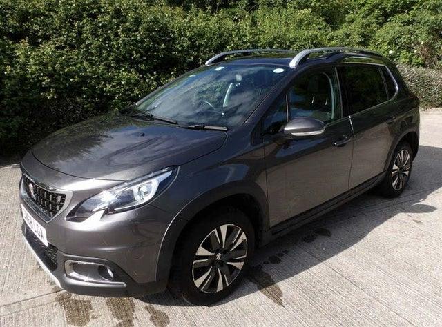 2018 Peugeot 2008 SUV 1.2 PureTech Allure Premium (s/s) (68 reg)