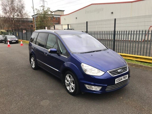2015 Ford Galaxy 2.0TD Titanium (140ps) Powershift (64 reg)