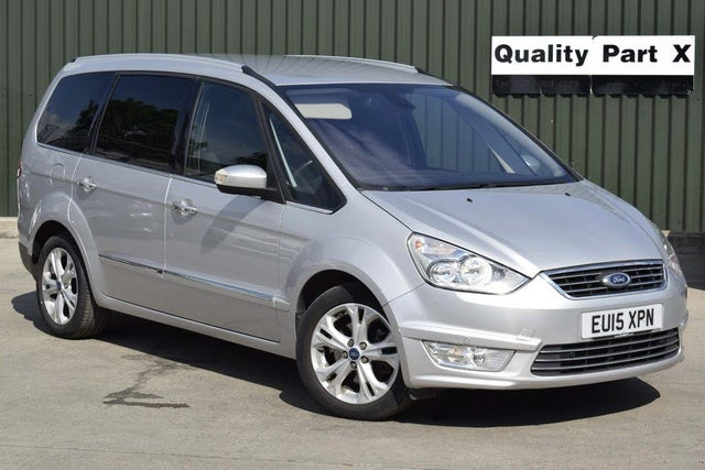 2015 Ford Galaxy 2.0TD Titanium (140ps) Powershift (15 reg)