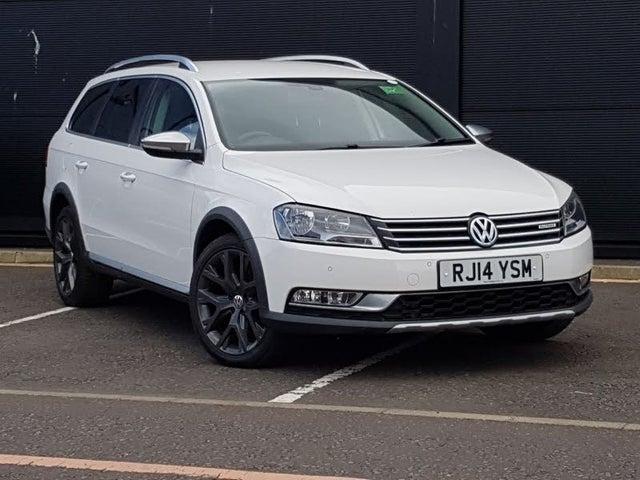 2014 Volkswagen Passat 2.0TD Alltrack 4X4 (s/s) (14 reg)