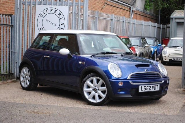 2003 MINI Cooper 1.6 Cooper S (Chili) (52 reg)