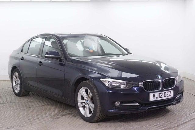 2012 BMW 3 Series 2.0TD 320d Sport (184bhp) (s/s) Saloon 4d (12 reg)