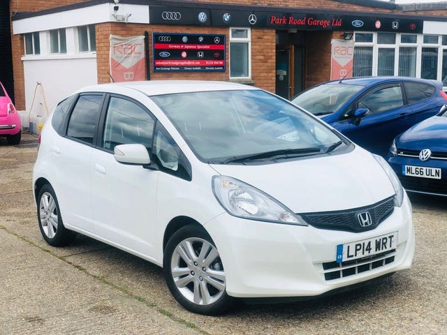 2014 Honda Jazz 1.4 ES Plus CVT (14 reg)