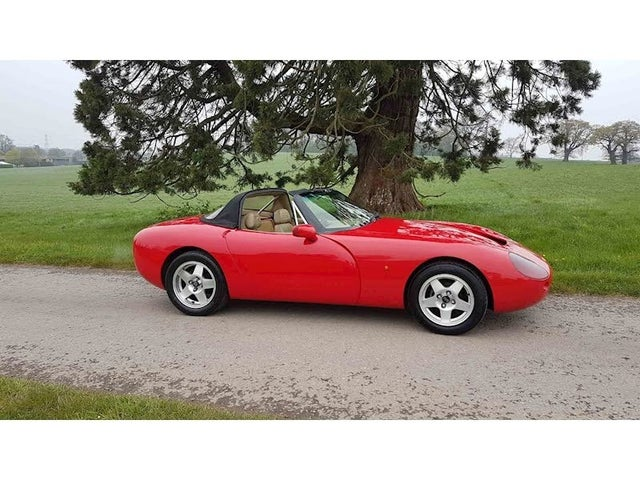 1992 TVR Griffith 3.9