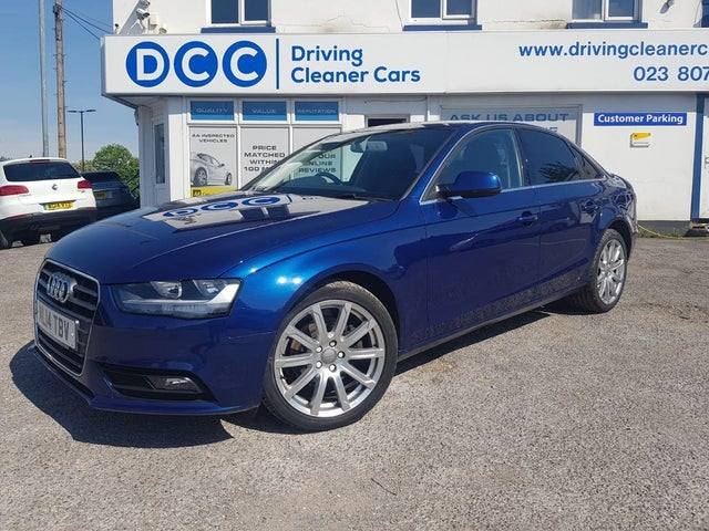 2014 Audi A4 1.8 SE Technik (120ps) (14 reg)