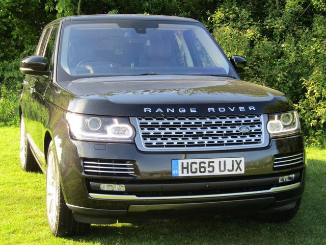 2016 Land Rover Range Rover 4.4 SDV8 Autobiography (334bhp) (s/s) (65 reg)