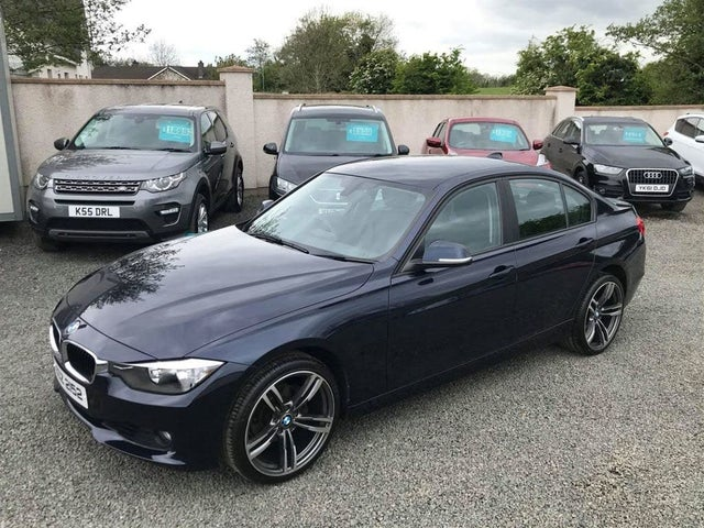 2015 BMW 3 Series 2.0 320i SE (s/s) Saloon 4d 1997cc (Z2 reg)