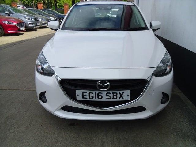 2016 Mazda Mazda2 1.5 SE-L (Nav) (16 reg)