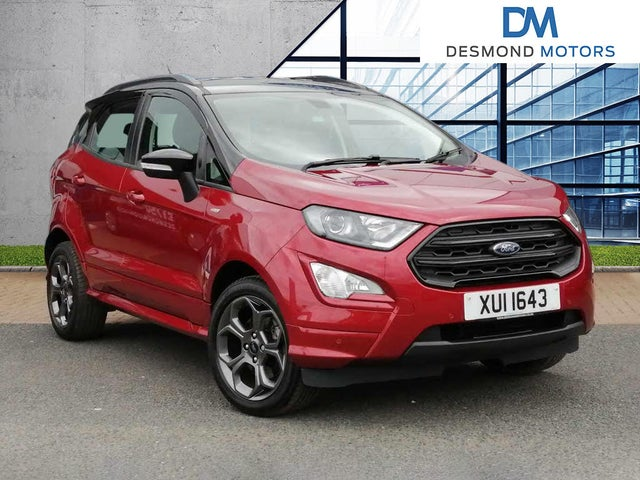 2019 Ford EcoSport 1.5 ST-Line (100ps) (s/s) (I1 reg)