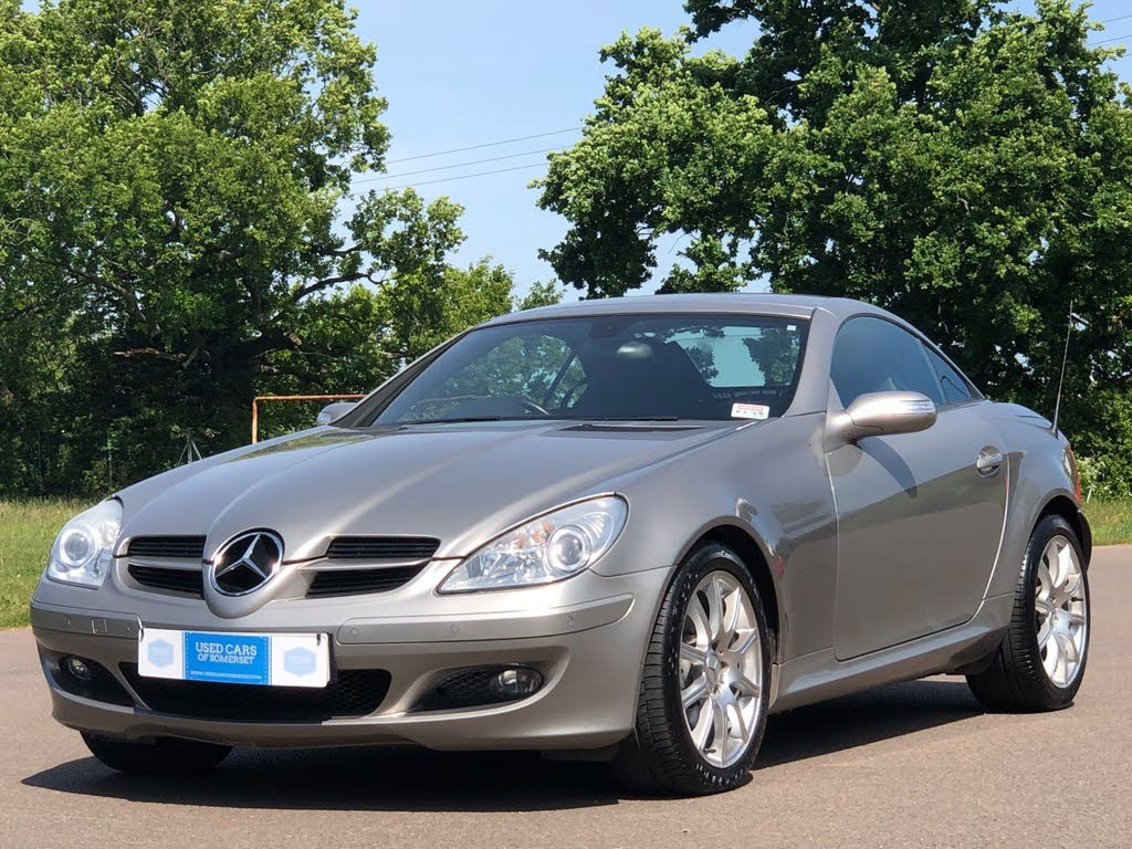 Used Mercedes Benz Slk For Sale In Weston Super Mare Cargurus