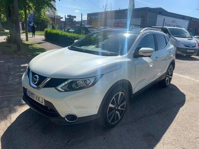 2017 Nissan Qashqai 1.2 DIG-T Tekna (17 reg)
