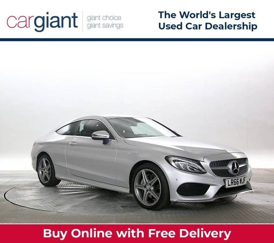 Used Mercedes-Benz C-Class C220d AMG Line For Sale