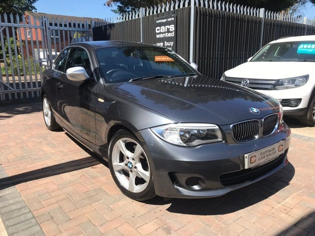 2013 BMW 1 Series 2.0TD 118d Exclusive Edition Coupe (62 reg)