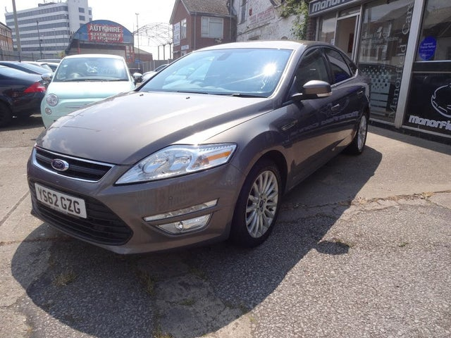 2013 Ford Mondeo 1.6TD Zetec Business Hatchback (62 reg)