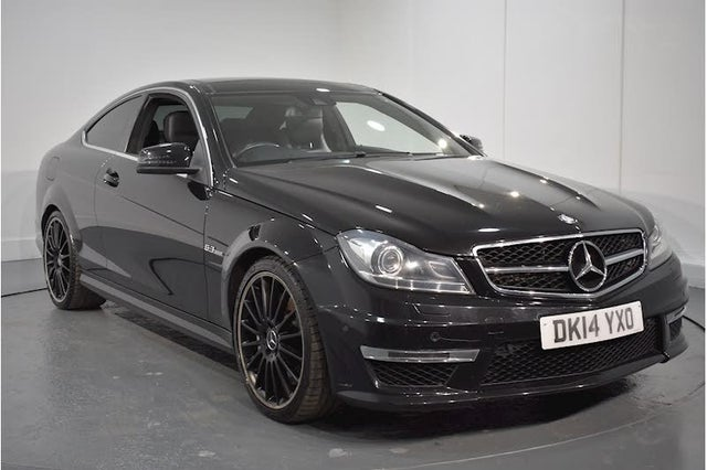 2014 Mercedes-Benz C-Class 6.3 C63 AMG (457ps) Coupe 2d (14 reg)