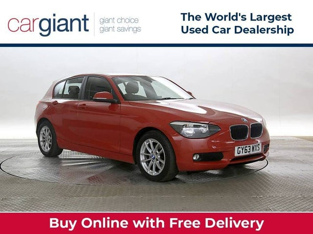 2014 BMW 1 Series 2.0TD 116d SE (116bhp) (s/s) Sports Hatch 5d Auto (63 reg)