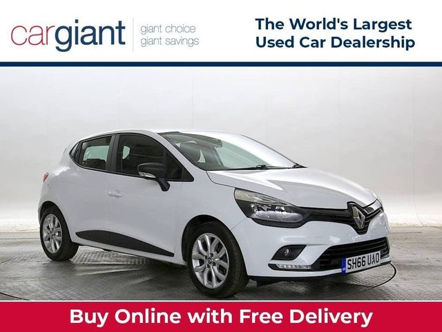 2017 Renault Clio 0.9 TCe Play (66 reg)